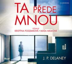 Delaney J. P.: Ta přede mnou - MP3-CD