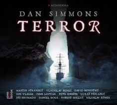 Simmons Dan: Terror (3x CD) - MP3-CD