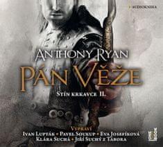 Ryan Anthony: Pán věže - Stín krkavce II. (3x CD) - MP3-CD