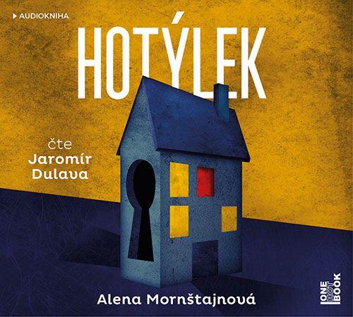 Mornštajnová Alena: Hotýlek - MP3-CD