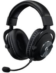 Logitech G PRO Gaming slušalke, črne