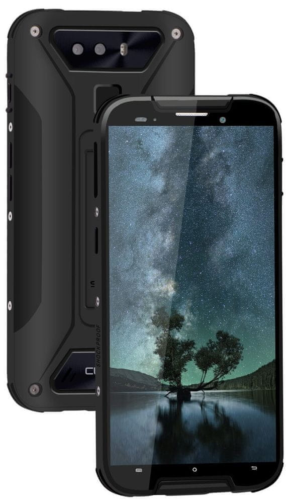 Cubot Quest Lite, 3GB/32GB, Black