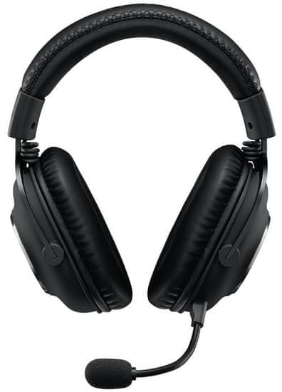 Logitech G Pro X, čierna (981-000818)