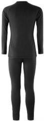 Reima detské funkčné prádlo Cepheus 100 čierna