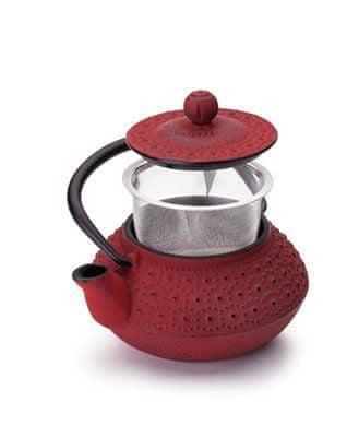 Ibili Litinová konvička na čaj 300ml Hanoi