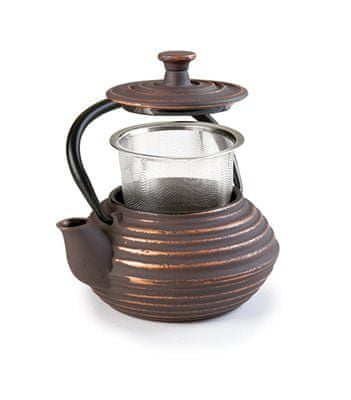 Ibili Litinová konvička na čaj Kuta 300ml