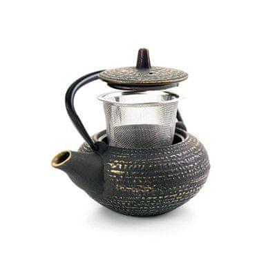 Ibili Litinová konvička na čaj Osaka 400ml