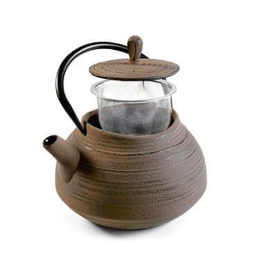 Ibili Litinová konvička na čaj Sakai 1200ml