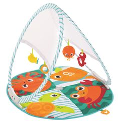 Fisher-Price mata dla dzieci, składana do torby