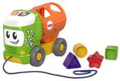 Fisher-Price GFY41 glasbena sestavljanka z igračami