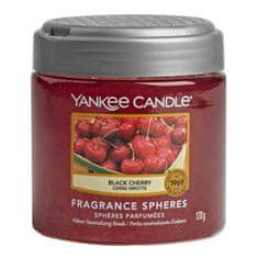 Yankee Candle Spheres vonné perly Black Cherry (Zralé třešně) 170g