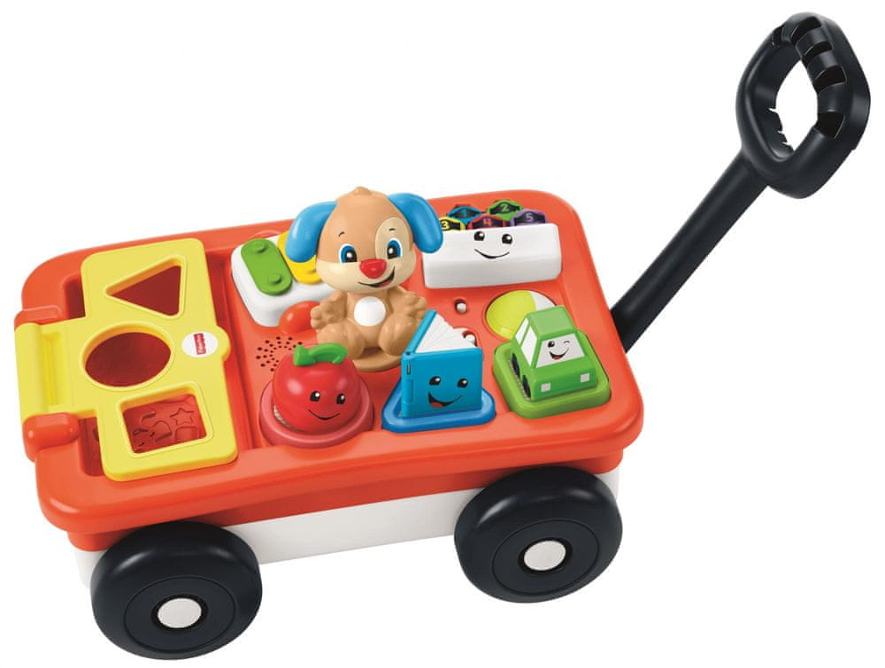 Fisher-Price Mluvící vagonek
