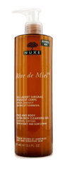 Nuxe Reve de Miel Face and Body Ultra-Rich Cleansing gel za tuširanje, 400 ml