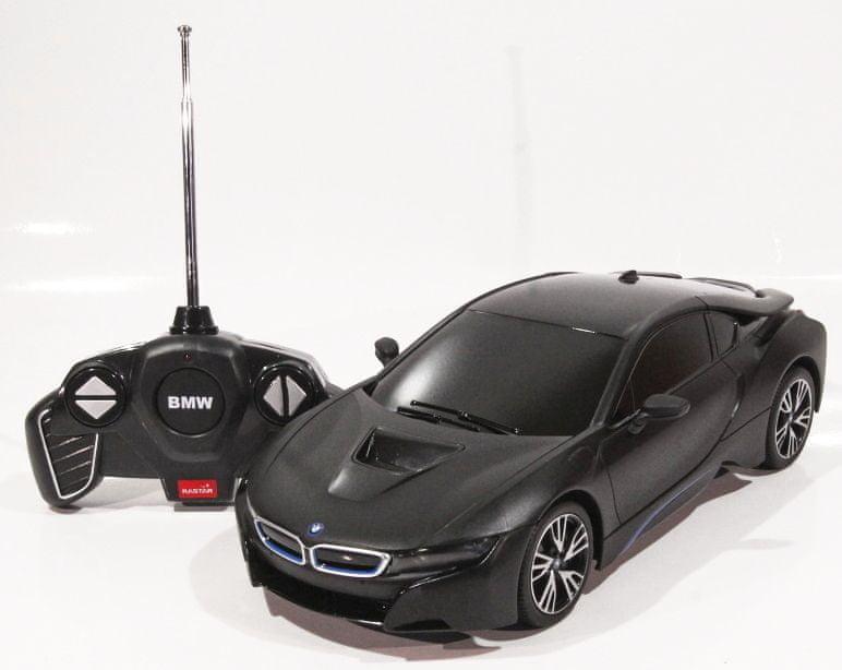 Mondo Motors BMW I8 1:18 - černá