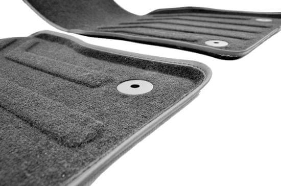 Gumárny Zubří 3D PREMIUM textilní koberce Škoda KODIAQ 2016-