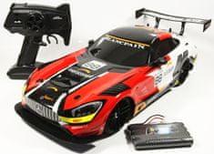 Mondo Motors Mercedes AMG GT3 4WD - 2,4 GHZ 30km/h - použité