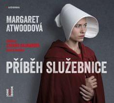 Atwoodová Margaret: Příběh služebnice - MP3-CD