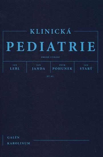 Lebl Jan: Klinická pediatrie (2.vydání)
