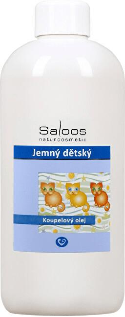 Saloos Koupelový olej - Jemný dětský (Objem 250 ml)