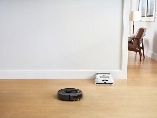 iRobot Braava Jet m6 robotski čistilnik