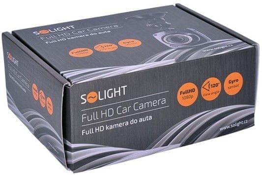 Solight HD kamera do auta