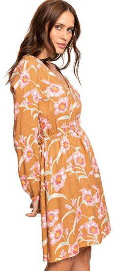 ROXY Dámske šaty Heatin Up Chipmunk Surfin Love ERJWD03357-CMW6