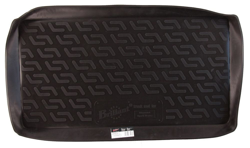 SIXTOL Vana do kufru gumová Chevrolet Spark III (M300) (10-)
