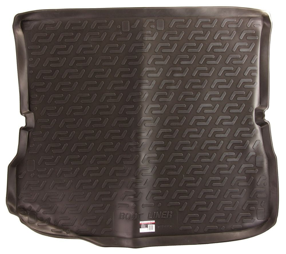 SIXTOL Vana do kufru gumová Nissan Pathfinder IV (R52) (12-)