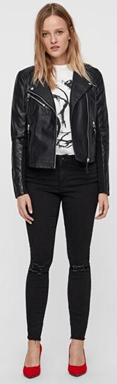 Vero Moda Ženska jakna VMRIA 10211420 Black
