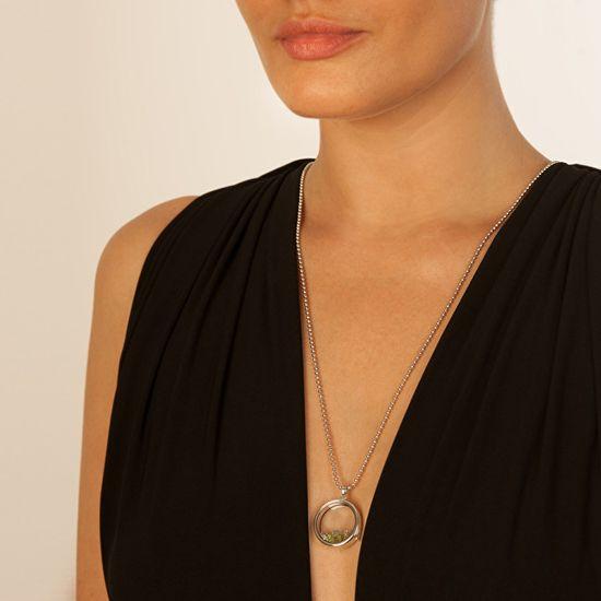 Hot Diamonds Elementi Topaz, Peridot in citrin Hot Diamonds Anais AG006