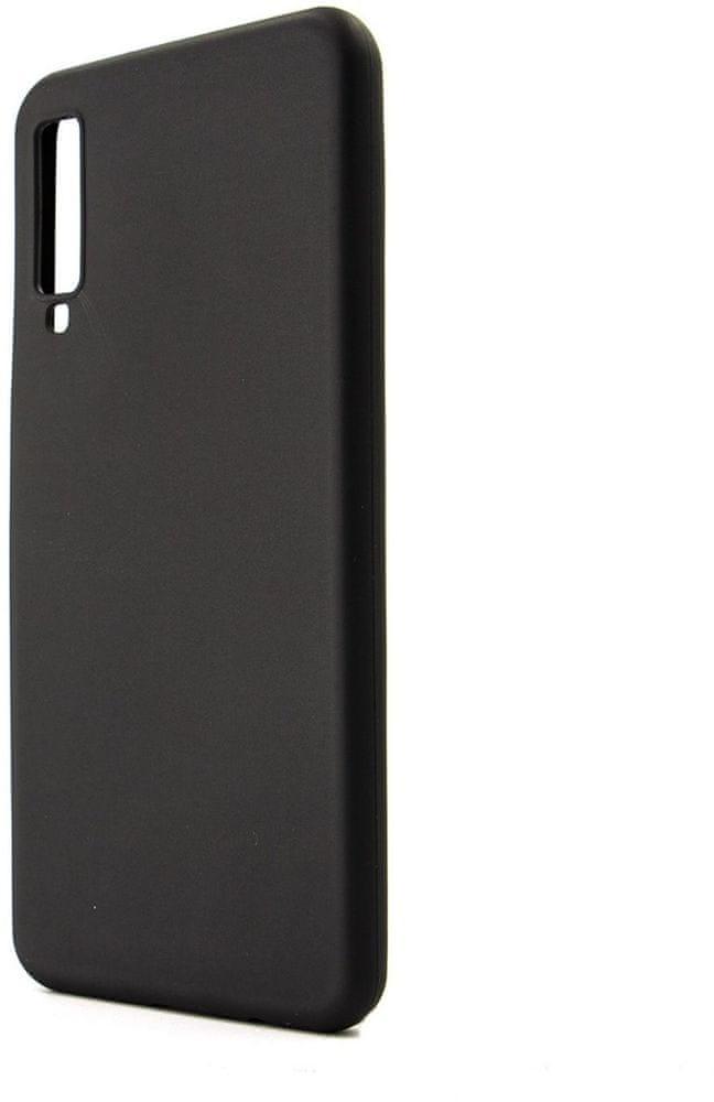 EPICO SILK MATT CASE Samsung Galaxy A7 Dual Sim, černá, 34910101300001 - zánovní