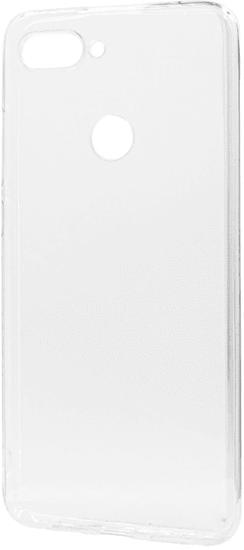 EPICO RONNY GLOSS CASE ovitek za Xiaomi Mi 8 Lite, bel - transparenten, 37010101000001