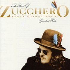 Zucchero: Best Of Zucchero Sugar Fornaciari's Greatest Hits (Edice 2000) - CD