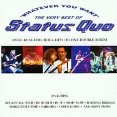 Status Quo: Whatever You Want/Very Best Of Status Quo (2x CD) - CD