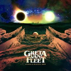 Greta Van Fleet: Anthem Of The Peaceful Army (2018) - CD