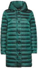 Geox dámský kabát Jaysen W9425E T2566 XS zelená