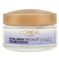 Loreal Paris Hyaluron Specialist noćna hidratantna krema, za obnavljanje volumena, 50ml