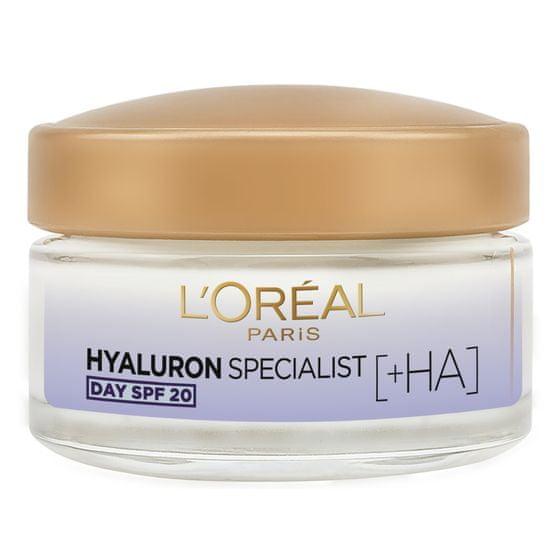 Loreal Paris Hyaluron Specialist dnevna vlažilna krema, za povrnitev volumna, 50ml