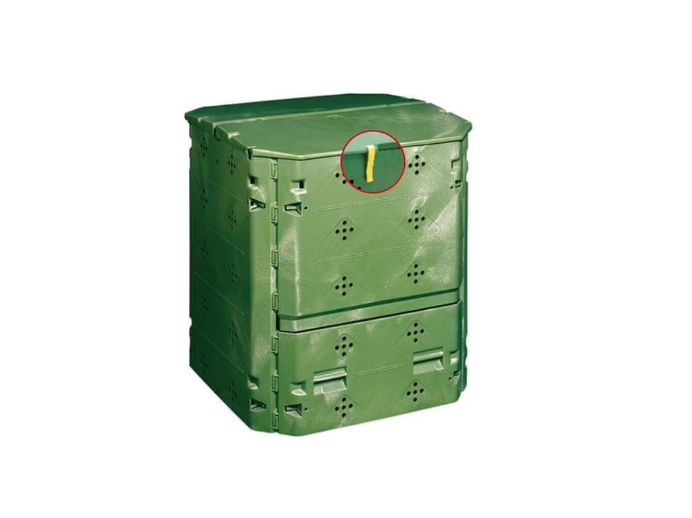 LanitPlast kompostér JUWEL BIO 400