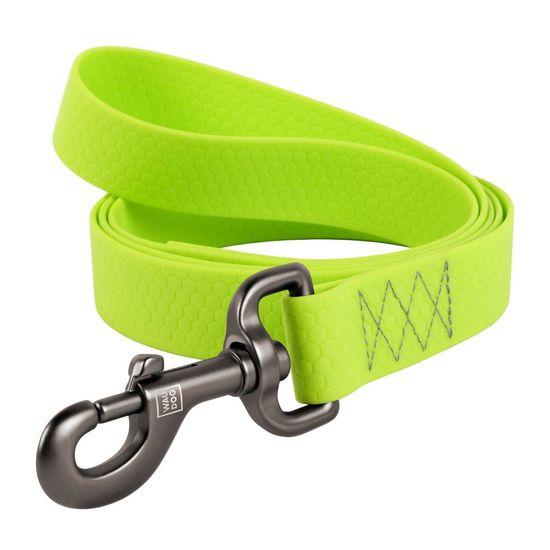 Wau Dog Vodě odolné vodítko WAU DOG zelené