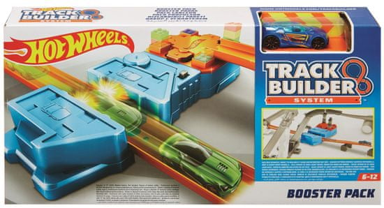 Hot Wheels Track Builder pospeševalnik