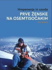 Dina Štěrbová: Prve ženske na osemtisočakih