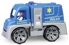 LENA Truxx Polícia s figúrkou