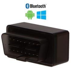 SIXTOL Autodiagnostika SX1 bluetooth černá, Android (zdarma SX OBD aplikace) ELM 327