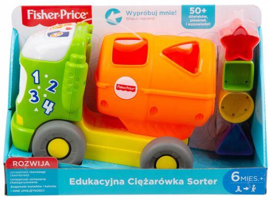 Fisher-Price muzyczny samochodzik