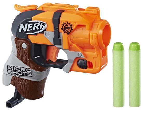 Nerf ELITE pištola Microshots Hammershot