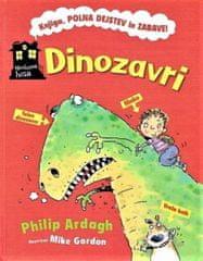 Philip Ardagh: Hinkova hiša: Dinozavri