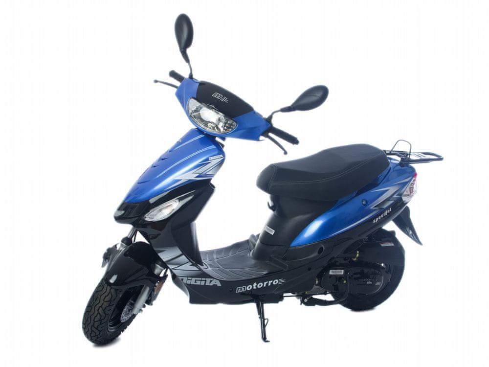 MOTORRO DIGITA 50 4T - modrá