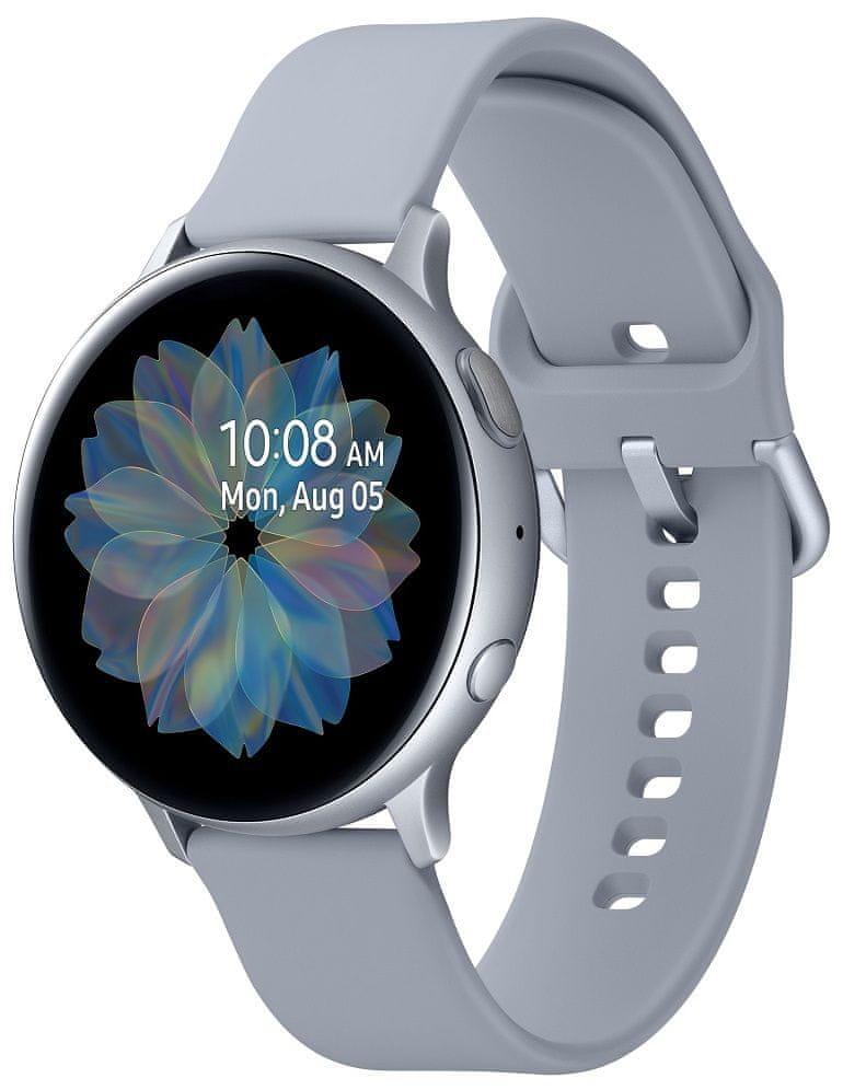 Samsung Galaxy Watch Active2 (44 mm) Silver (SM-R820NZSAXEZ)