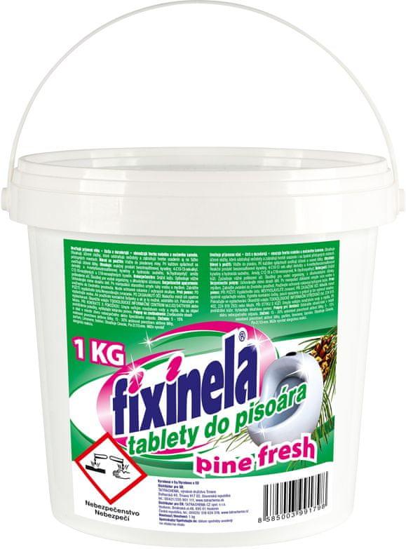 Tatrachema Fixinela tablety do pisoárů Borovice 1 kg